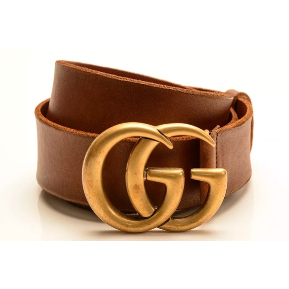 d3bb8b075d8 Gucci Leather belt size 95